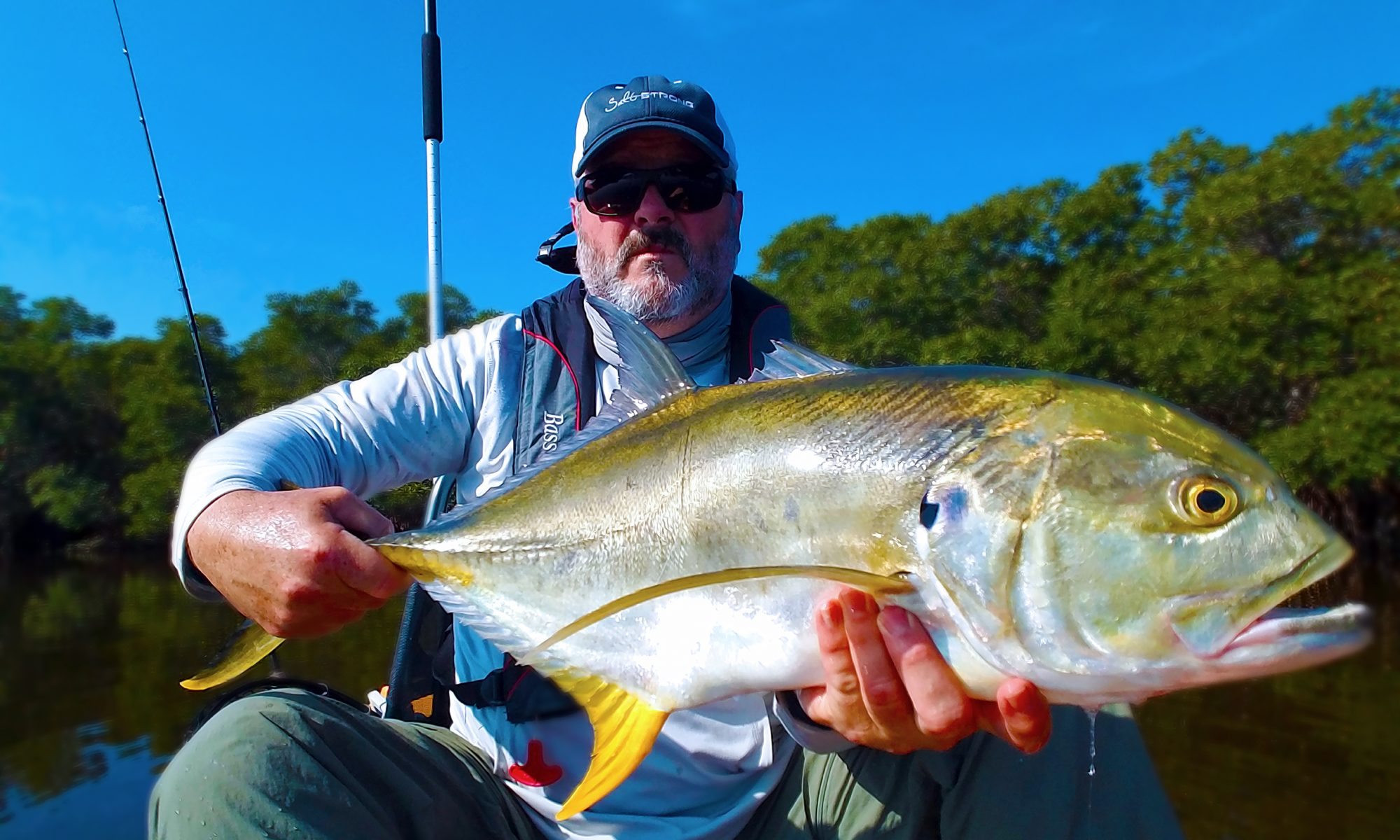 Slot Rods custom fishing rods